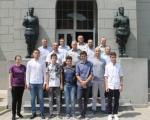 Vranje: Svečani ispraćaj za učenike i kadete vojnih škola