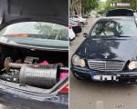Необично: Старији мушкарац украо уличну канту за смеће и убацио у гепек свог аутомобила