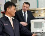 """Jura"" poklonila respirator vredan 30.000 evra"