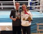 Zlato i bronza za vranjske kik boksere u Budimpešti