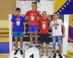 Три медаље за врањске кик боксере на првенству у Сарајеву