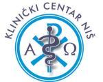 Због опремања, уређења и заслуженог одмора особља, Инфективна клиника у Нишу једно време само амбуланта