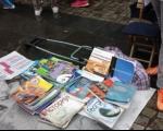 Razmena školskih knjiga na otvorenom