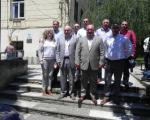 Cvetanović u poseti makedonskom gradu Kočani