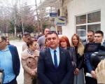 Уз звуке војних авиона, неуспео пуч против председника ГО Медијана у Нишу