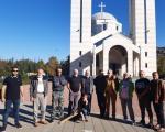 Завршена тродневна ликовна колонија у Светосавском парку