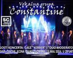 """Vokalna grupa """"Konstantin"""" u Sava centru"""