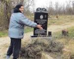 БИЗАРНО: Украли мермерну плочу с гробнице