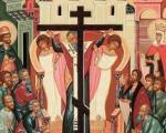 Данас се обележава Крстовдан, подизање Часног крста