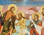 Данас је Крстовдан - најава Богојављења