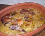 Stari recepti juga Srbije: Sladak kupus sa dimljenom kolenicom