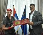 "Nagrada ""Nišvil – za životno delo"" uručena Lazaru Tošiću"