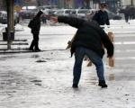 Led uzima danak u Nišu - na ortopediji 2.400 pacijenata