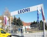 Леони отвара погон, Тадић у посети