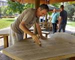 Обнова летњиковаца у Светосавском парку