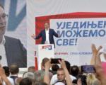 Вучић у Белој Паланци: Побеђиваћемо их на сваким изборима