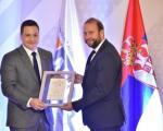 """Град Ниш """"Шампион локалног развоја у привлачењу страних инвеститора"""""""
