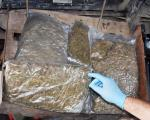 """Krio šest kilograma marihuane u prtljažniku """"pežoa"""""""