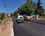 Završeno asfaltiranje centralnih ulica u Gornjem Matejevcu