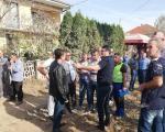 Радови на канализацији, колектор, комунални проблеми у Горњем и Доњем Међурову