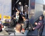 U kamionu 10 migranata, među njima i deca