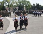 Обележени Дан рода артиљерије, Дан Мешовите артиљеријске бригаде и Дан Војне полиције