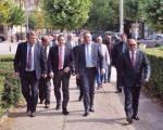 """Ružić i Antić položili vence na """"Spomenik revolucije"""""""