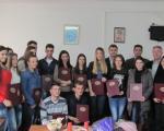 """Uručene nagrade najboljim studentima, Blagodarnica i nagrada """"Drainac"""""""