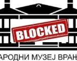 Блокиран рачун Народног музеја у Врању због неплаћених кирија за сликаре?
