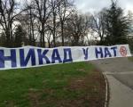"""GO DSS Niš organizuje akciju - izložbu NATO humanitarnog stvaralaštva pod nazivom """"NIŠ NEĆE U NATO"""""""