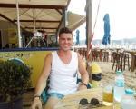 """Плава заставица и лепоте """"Ble Beach"""" плаже у Ставросу"""