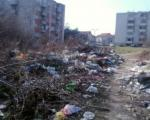 Deponija u centru Niša - gordijev čvor
