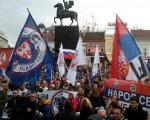 Održan anti-NATO protest u Nišu (foto, video)
