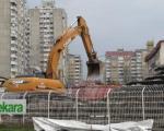 Počela rekonstrukcija stadiona Čair