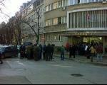 Niš: građani blokirali ulicu kod SUP