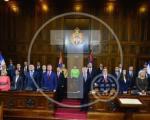 Влада Србије: Премиjер и чланови владе положили заклетву