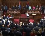 Изабрана нова Влада Србије, премијерка и министри положили заклетву у Скупштини
