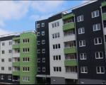 """Готове прве зграде - завршени станови за безбедњаке у насељу """"Нови Ниш"""""""