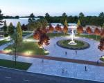 """Овако ће изгледати нови парк поред """"Делте"""" (Фото)"""