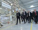 """Вучић на отварању фабрике """"Аптив Пакард"""" у Лесковцу: У наредних годину и по дана биће запослено 3.000 људи"""