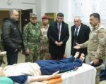 Zapadna alijansa i Vojska Srbije obučavaju iračke vojnike u Nišu