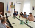Cvetanović primio Zorana Gajića, predsednika Odbojkaškog saveza Srbije