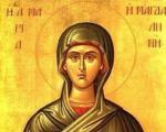 Sveta velikomučenica Marina - Ognjena Marija