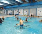 За друштво без разлике: Успешан почетак обуке незапослених из примене пливања код особа са инвалидитетом