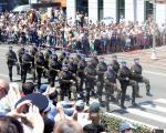 Nišlije uživale u paradnoj svečanosti povodom Dana policije (FOTO)
