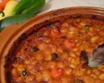 Stari recepti juga Srbije: Vreme je za dobar zapečen pasulj sa suvim paprikama