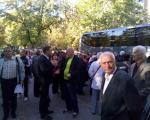 Penzioneri sa Medijane posetili Đavolju Varoš i Prolom Banju