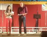 На достојанственом завршетку прославе празника грчке општине Волви прочитано писмо Драгане Сотировски
