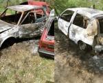 Mladić zapalio 9 vozila u očevom servisu, pa hteo da pobije ukućane