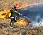Топлица: Јуче осам пожара на отвореном